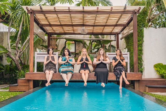mindset coach susi kaeufer retreat in Bali 2019