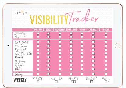 Visbility Tracker