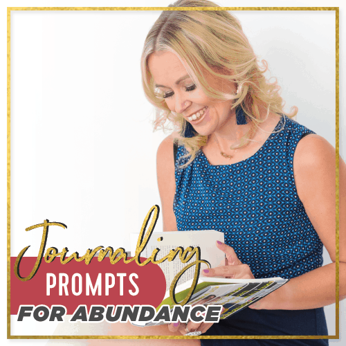 Journaling Prompts for Abundance