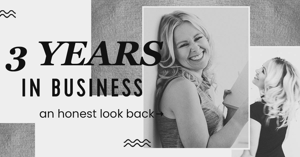 3rd Year in Business – An honest look back!