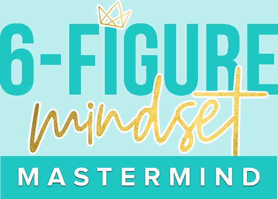 6 figure mindset mastermind logo