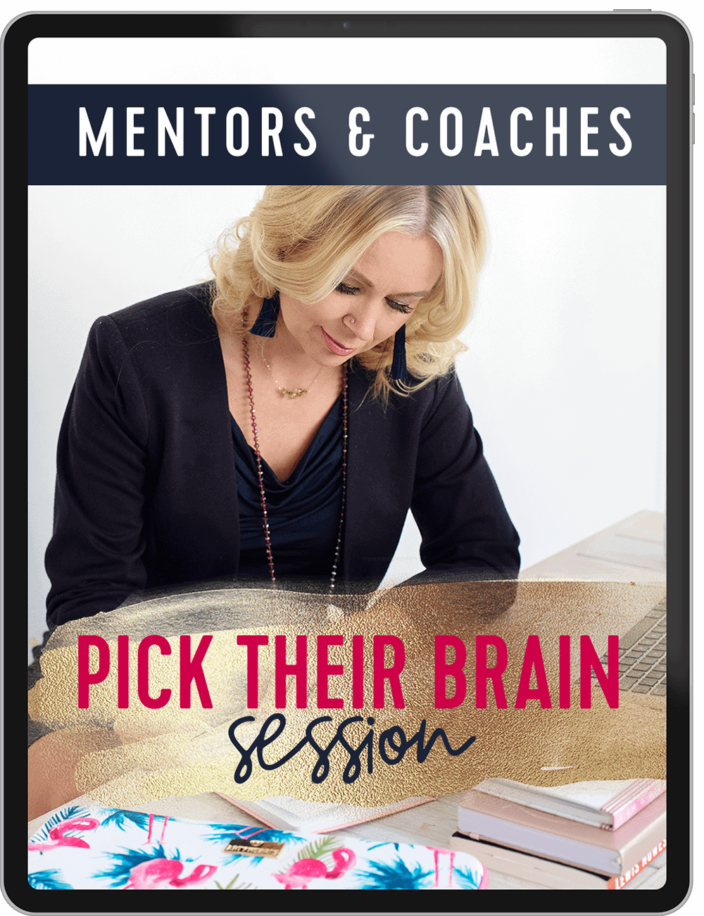 pick their brain session-min