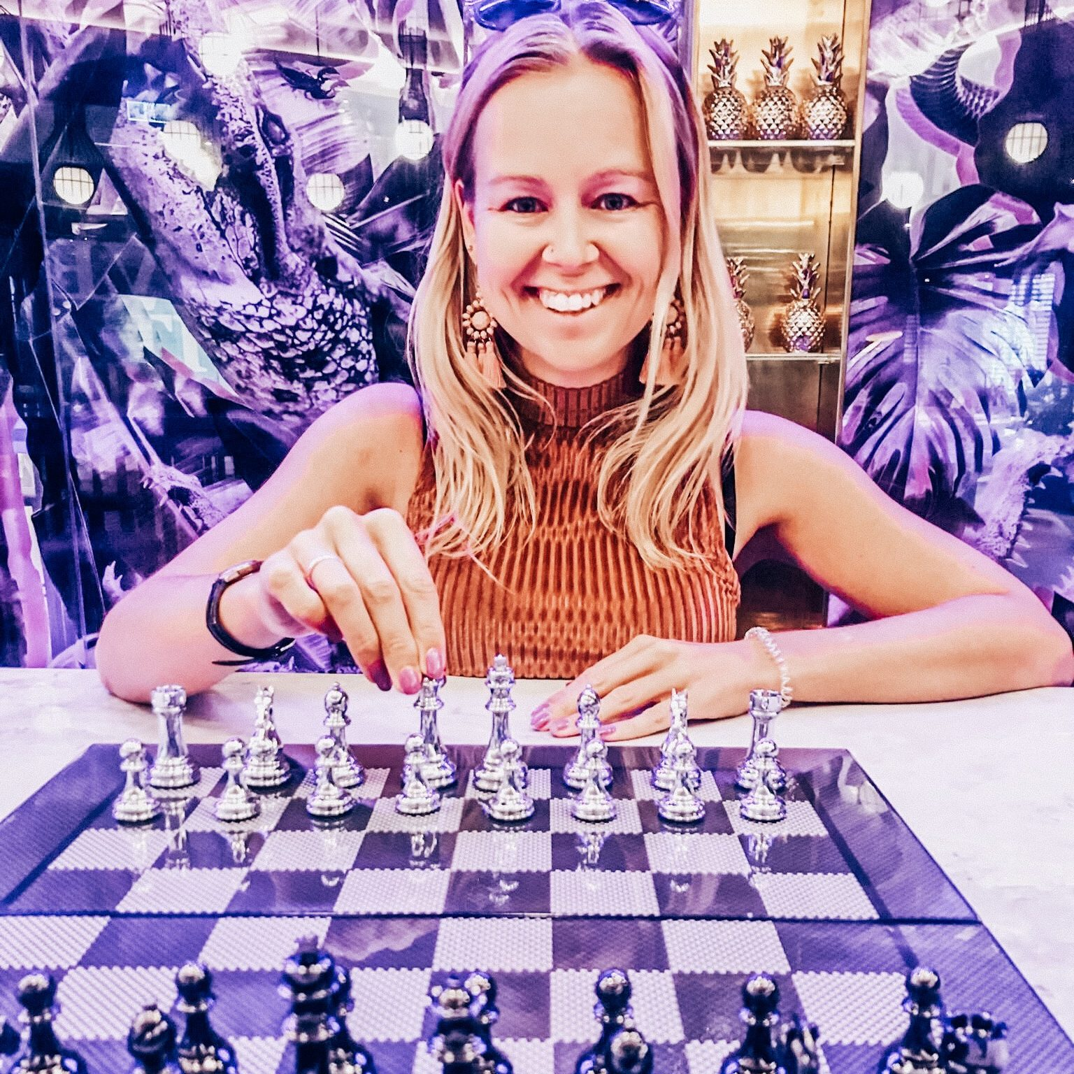 Chess at W Brisbane
